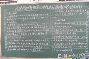 校园黑板报:人感染猪流感(甲型H1N1病毒)预防知识