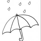 挡风挡雨的雨伞