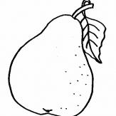鲜嫩多汁的梨子