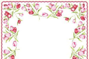 花卉边框87