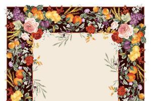花卉边框83