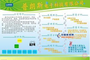 企业文化电子板报