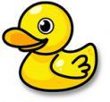 小黄鸭简笔画步骤图