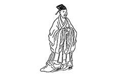 古代人物简笔画图片 古代人物怎么画