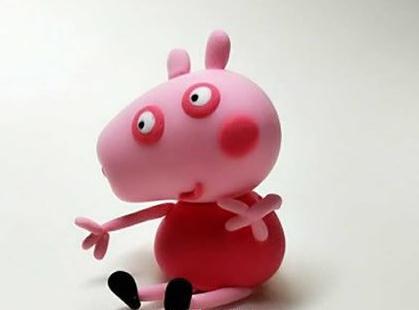 小猪佩奇粘土制作方法