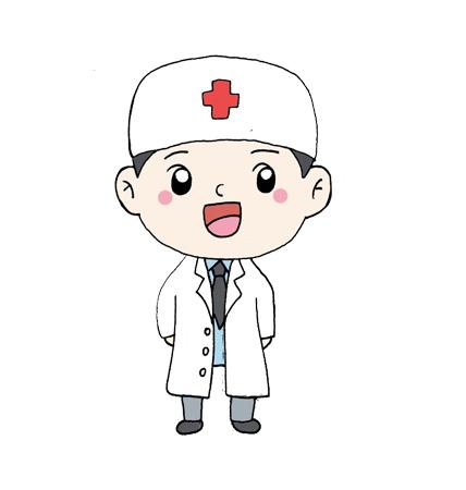 医护人员简笔画图片