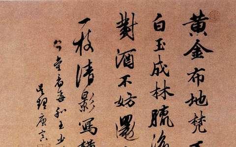 中国画 水墨梅花图