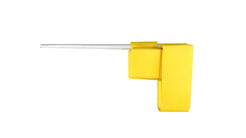 折纸手枪教程图片 手枪是怎么折的