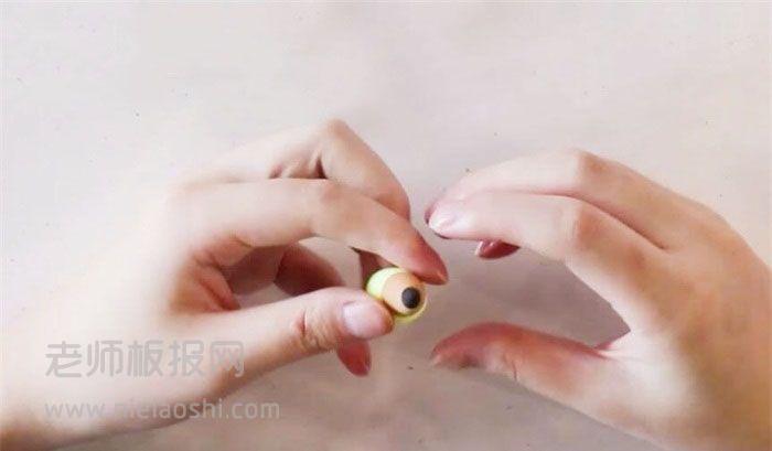 用超轻粘土做铅笔教程图片 用粘土怎么做铅笔