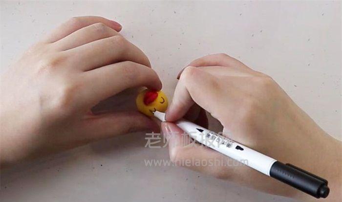 小兔子超轻粘土教程图片 小兔子粘土怎么做