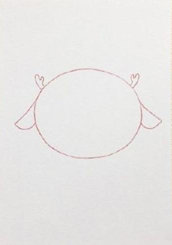 简单可爱的小鹿简笔画图片 可爱的小鹿是怎么画的