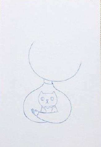 可爱的女孩子简笔画图片 可爱的女孩子是怎么画的