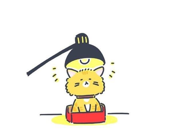猫咪简笔画图片 可爱猫咪是怎么画的