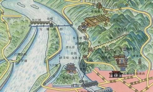 都江堰到底是谁主持修建的?