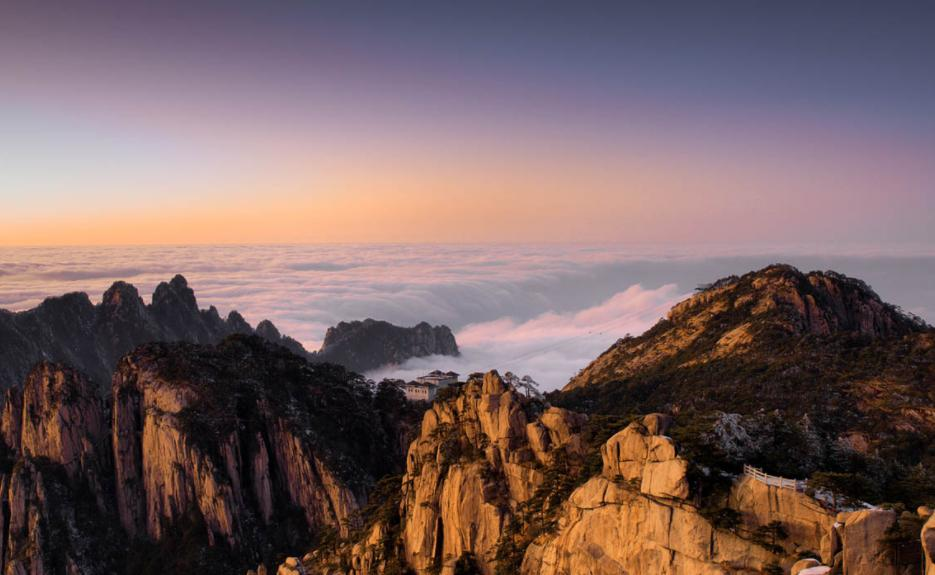 三山五岳指的是什么意思